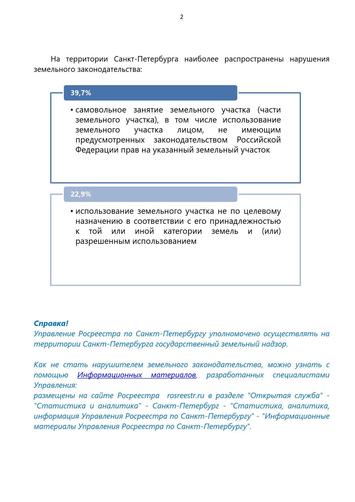 Более 5 миллионов рублей штрафов - результат работы земельного надзора в Петербурге за 9 мес 2019_2