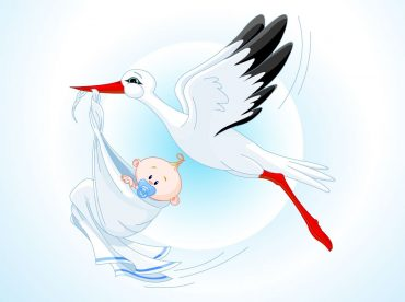 FreeVector-Stork-Baby-Cartoon