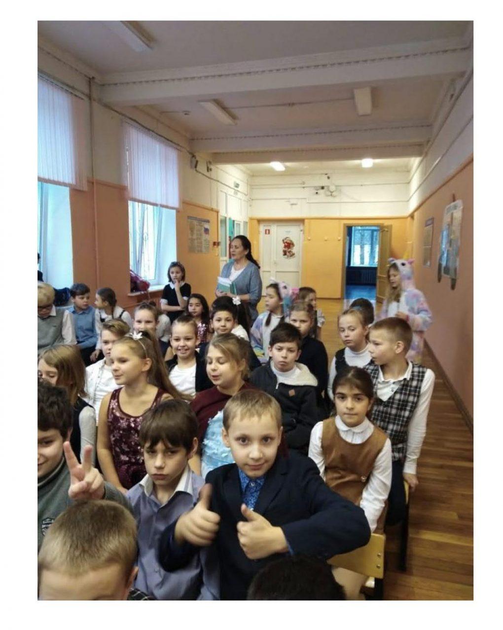 В канун 2020 года в школе состоялось Новогоднее театрализованное представление_3